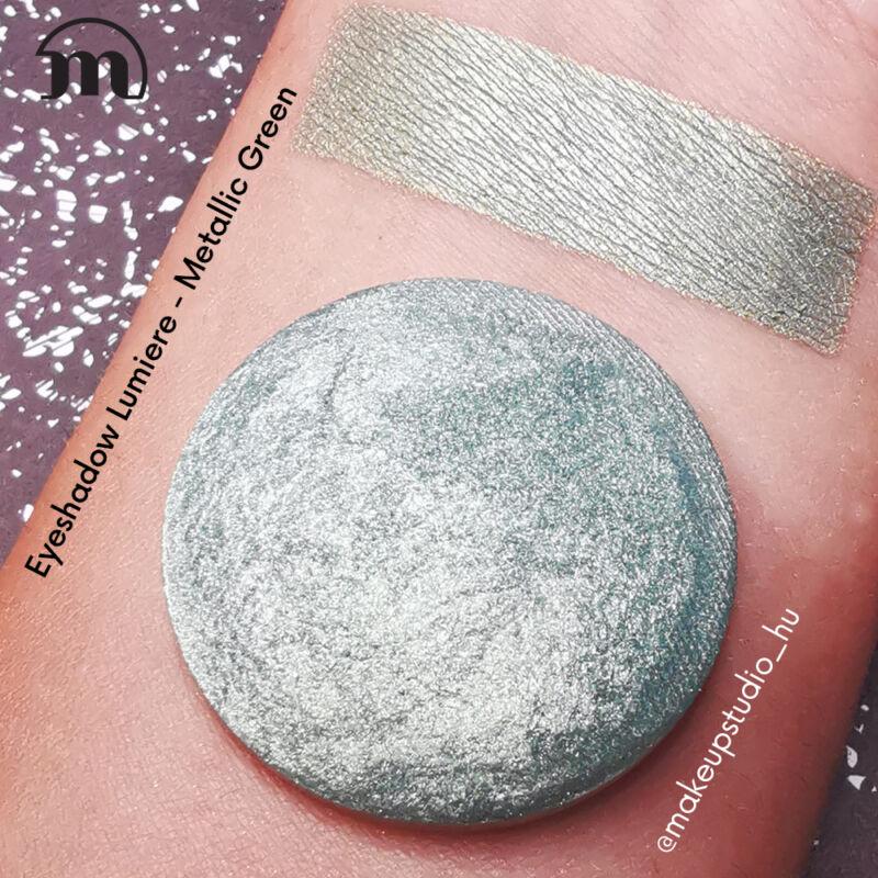 MAKE-UP STUDIO - EYESHADOW LUMIERE REFILL: METALLIC GREEN 1,8 G