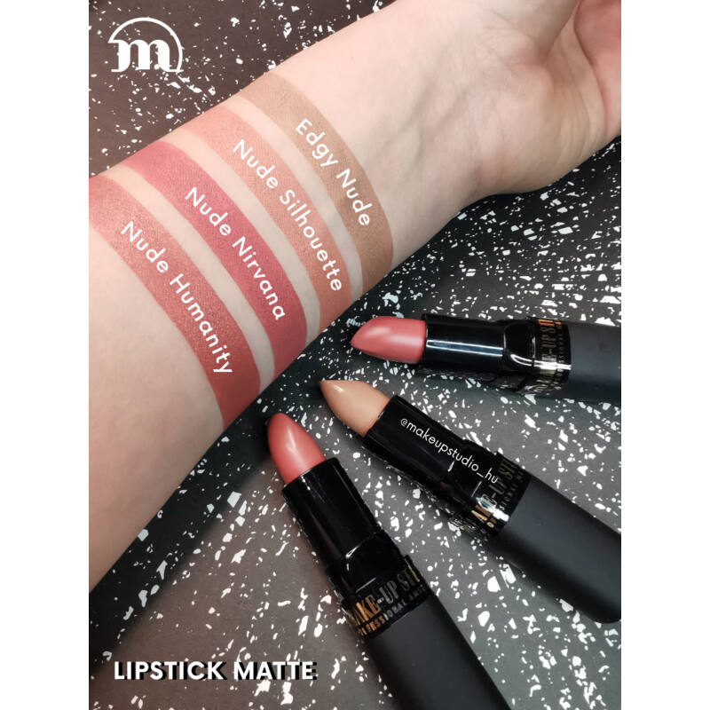 MAKE-UP STUDIO - LIPSTICK MATTE: XOXO RED 4 ML