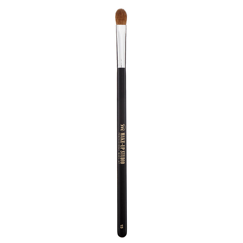 MAKE-UP STUDIO - PRO ECSET: NO. 15. EYESHADOW BRUSH MEDIUM SLIM - KESKENY SZEMHÉJECSET
