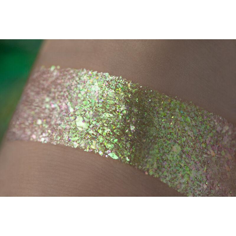 TT Tündérpor - Zöld (limeból pinkbe irizáló) 2 ml