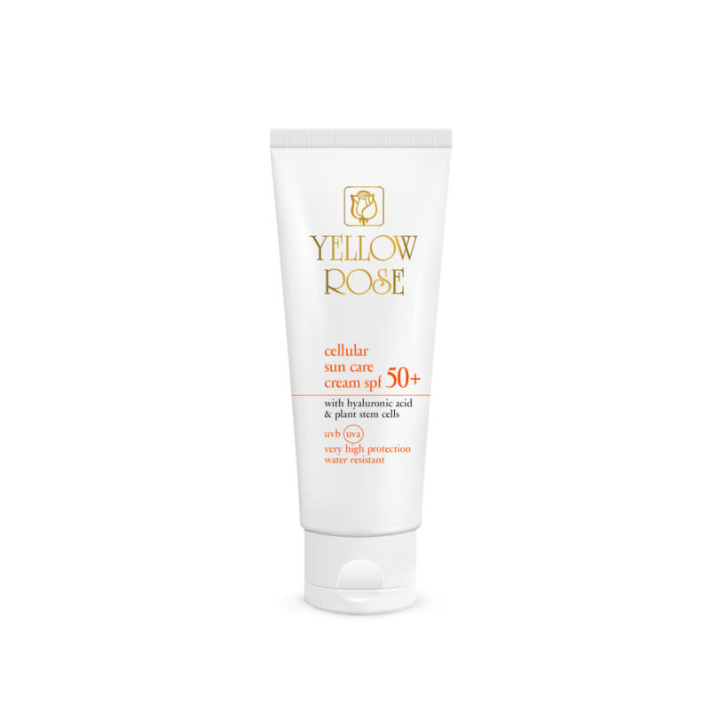 YELLOW ROSE - CELLULAR SUN CARE - INTENZÍV NAPVÉDŐ KRÉM SPF 50